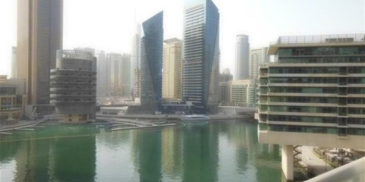 1-bedroom Dubai Dubai Marina with kitchen for 4 persons