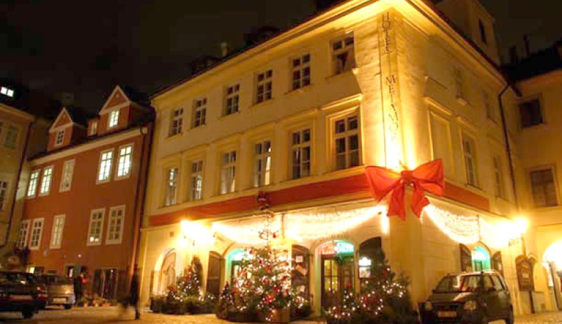HOTEL METAMORPHIS Praha