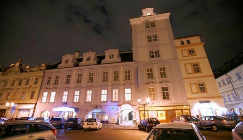 Hotel Modrá růže Praha