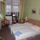 Dvoulůžkový pokoj s balkonem - Pension Mona Harrachov