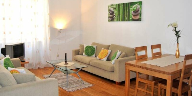 2-bedroom Apartment Tallinn Old Town with kitchen for 4 persons