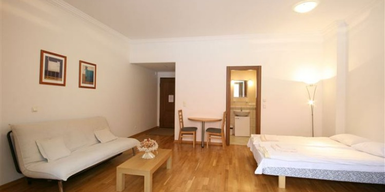 Studio Tallinn Apartment Old Town with kitchen for 2 persons