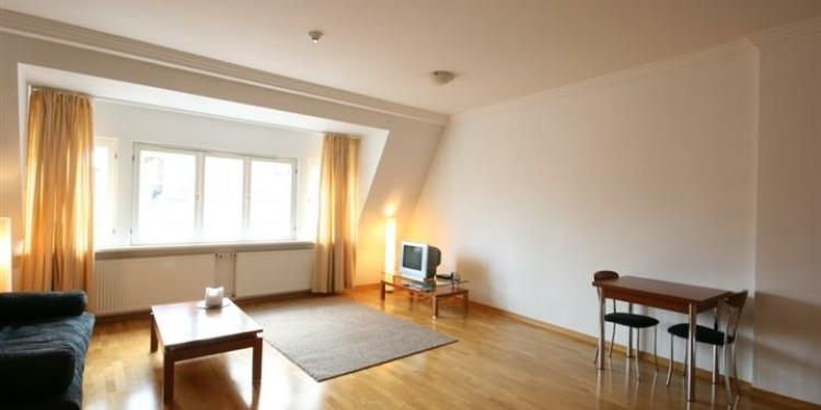 2-bedroom Tallinn Old Town with kitchen for 3 persons