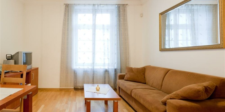 2-bedroom Tallinn Old Town with kitchen for 6 persons
