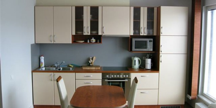 2-bedroom Apartment Tallinn Sadama with kitchen for 4 persons