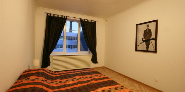 3-bedroom Apartment Tallinn Sadama with kitchen for 4 persons