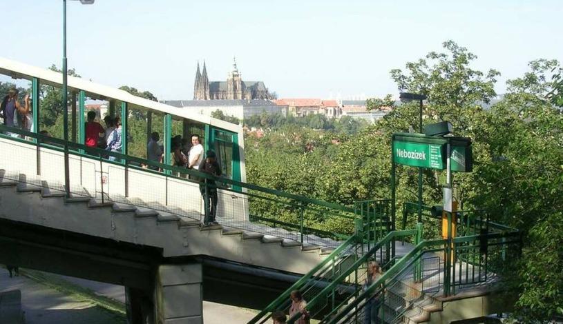 The House Nebozizek Apartments Praha