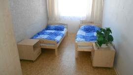 Nexus - ubytovna Praha - 2 lůžkový STANDARD+b /sdílená koupelna/,  2 lůžkový STANDARD (sdílená koupelna)