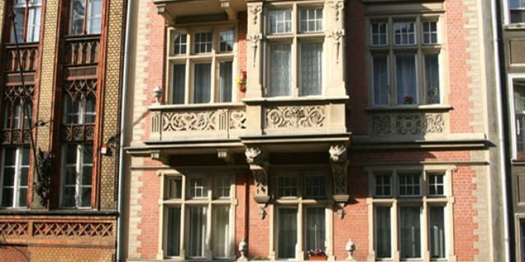 Studio Apartment Gdańsk Downtown with kitchen for 3 persons