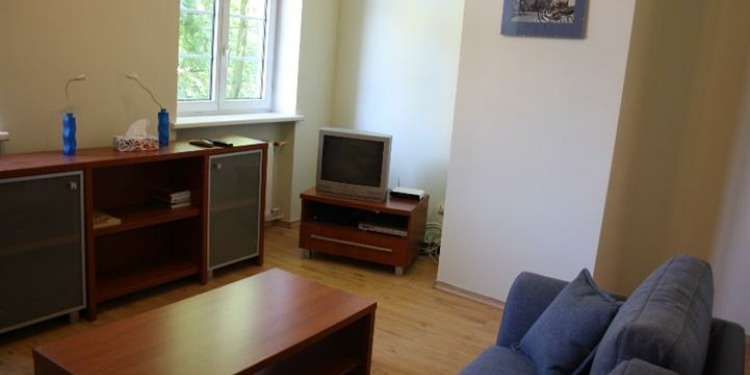 1-bedroom Gdańsk Downtown with kitchen for 5 persons