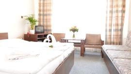Hotel Ostaš Praha - Pokoj pro 3 osoby