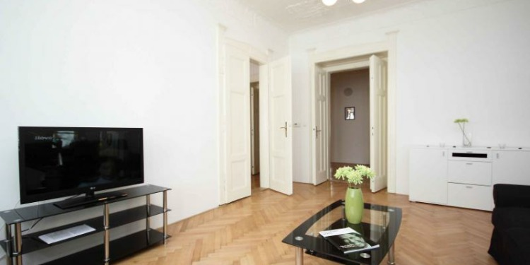 3-bedroom Praha Josefov with-balcony and with kitchen