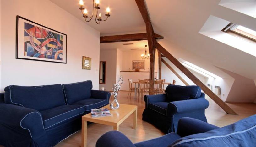 Apartments Jungmann Praha - 3-bedroom apartment