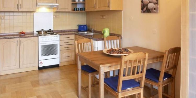 3-bedroom Praha Old Town with kitchen for 7 persons