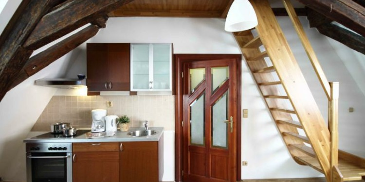 1-bedroom Apartment Praha Old Town with kitchen for 6 persons