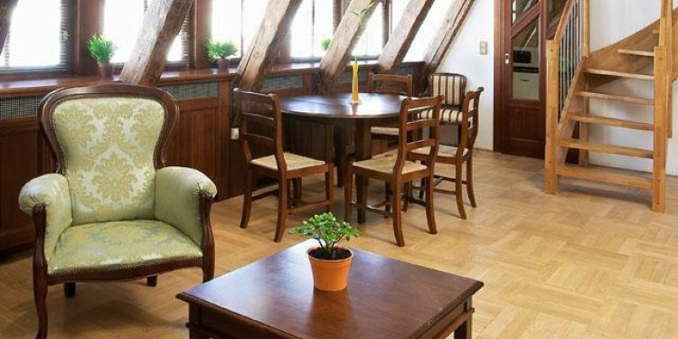 2-bedroom Praha Old Town with kitchen for 8 persons