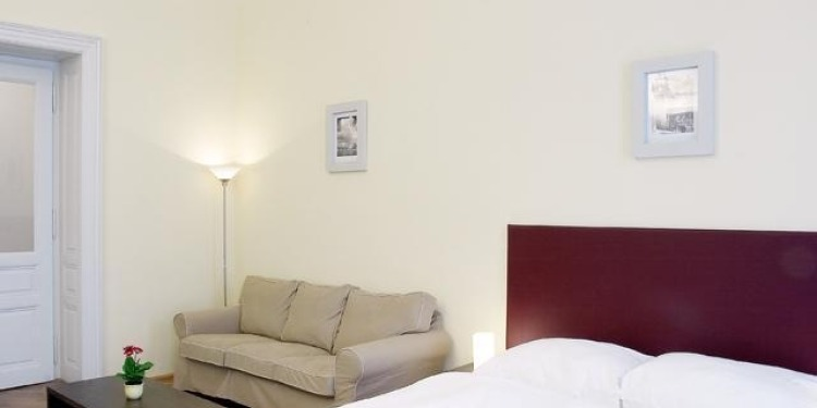 3-bedroom Praha New Town with kitchen and with parking