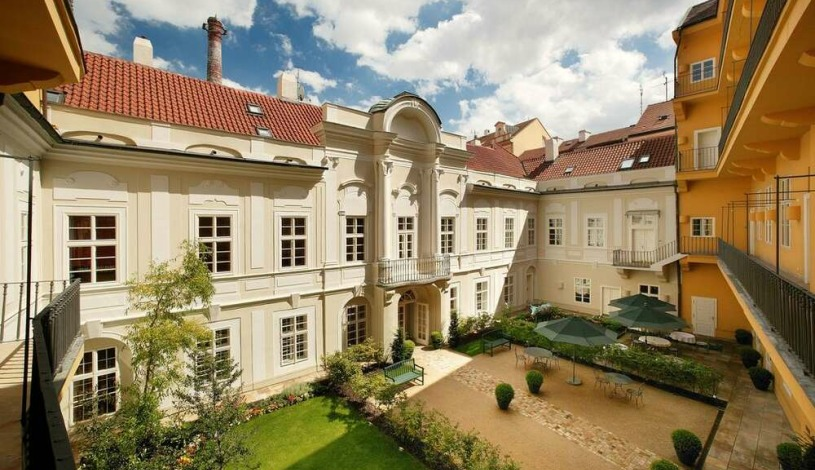 Hotel Smetana Praha