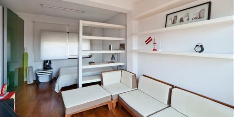Studio Porto Apartment Bonfim with kitchen for 3 persons