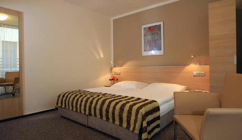 BW Hotel Pav Praha - Double room