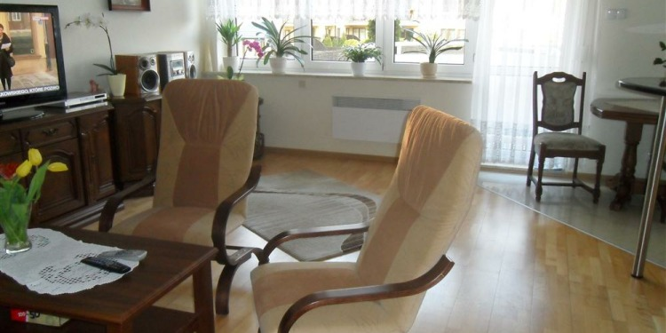 3-bedroom Apartment Sopot with kitchen for 6 persons