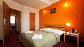 Hotel Relax Inn **** Praha - Double room