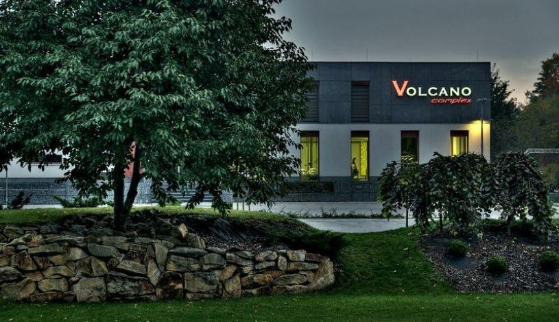 Volcano Spa Hotel Praha