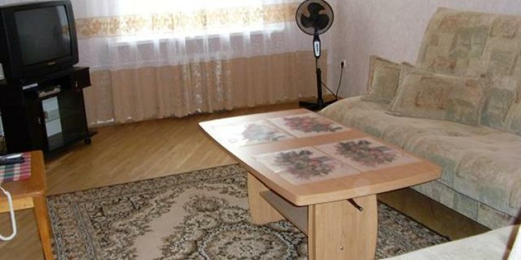 1-bedroom Apartment Minsk Lyeninski Rayon with kitchen for 3 persons