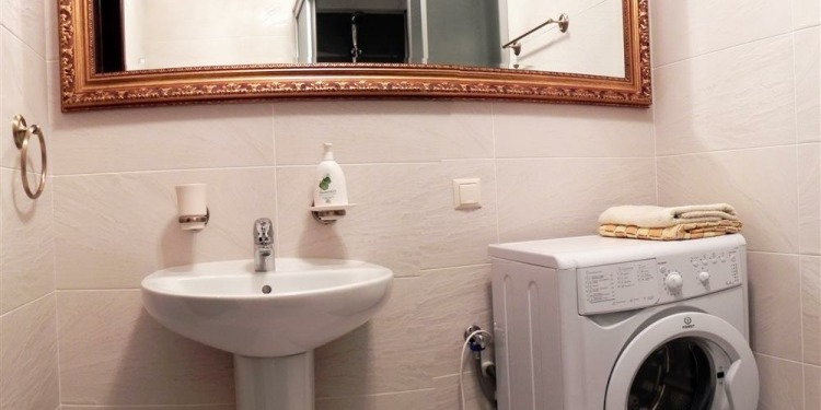 1-bedroom Minsk Lyeninski Rayon with kitchen for 4 persons