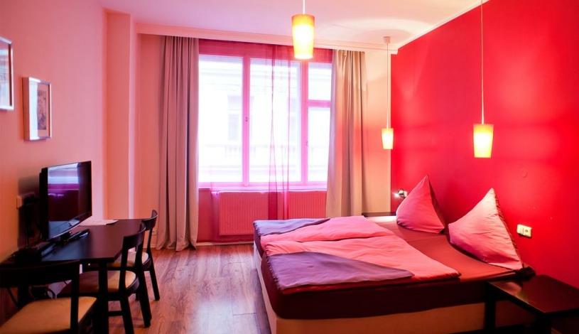 Aparthotel PurPur Praha