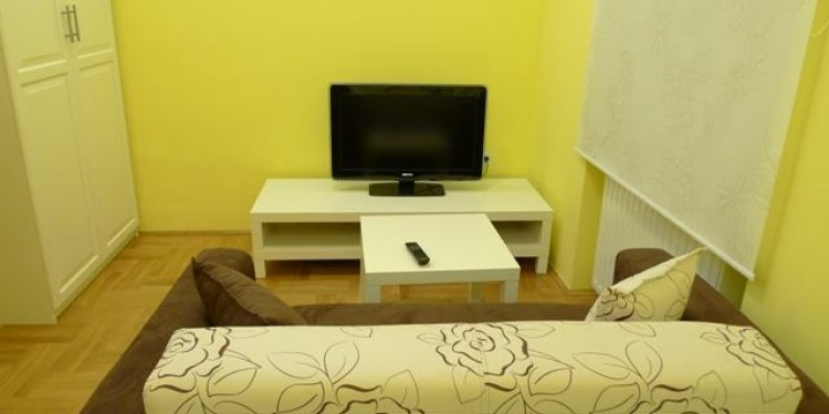 2-bedroom Apartment Zagreb with kitchen for 4 persons