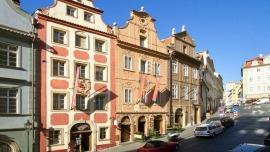 Hotel Červený Lev Praha
