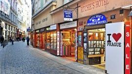 Ritchie`s Hostel & Hotel Praha