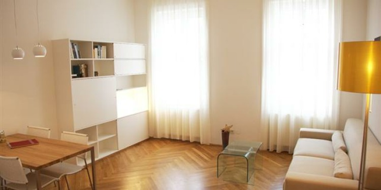 1-bedroom Apartment Wien Rossau with kitchen for 4 persons