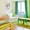 Studio Apartment Amsterdam Binnenstad with kitchen for 5 persons