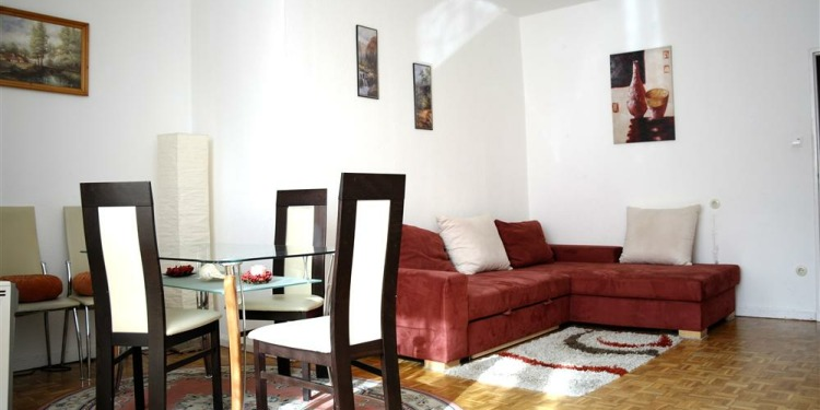 Studio Berlin Apartment Charlottenburg with kitchen for 6 persons