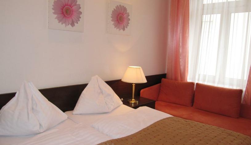 Royal Plaza Hotel Praha - Pokój 2-osobowy