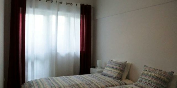 2-bedroom Apartment Porto Santo Ildefonso with kitchen for 6 persons