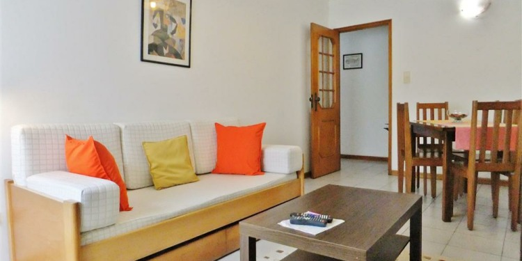 1-bedroom Porto Bonfim with kitchen for 4 persons