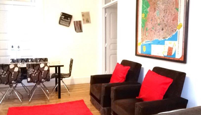 Apartment Rua do Grémio Lusitano Lisboa - Apt 36579