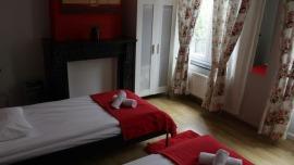 Apartment Rue Antoine Dansaert Brussel - Catherine 1