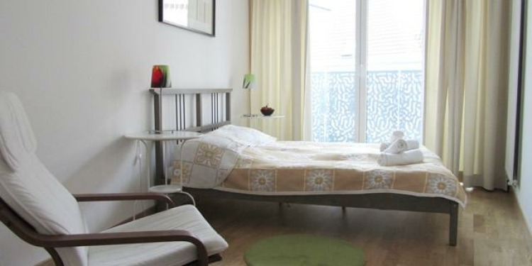 2-bedroom Apartment Brussel Brussels City Centre with-balcony and with kitchen