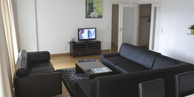 2-bedroom Brussel Brussels City Centre with-balcony and with kitchen