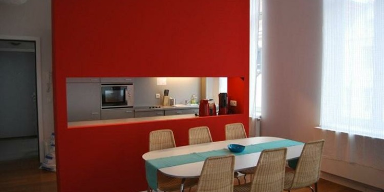2-bedroom Brussel Brussels City Centre with kitchen for 6 persons