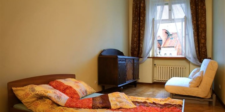 3-bedroom Apartment Wrocław Wrocław-Stare Miasto with kitchen and with internet