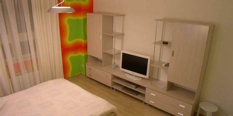 Studio Apartmá Kiev Shevchenkivs'kyi district s kuchyní pro 3 osoby