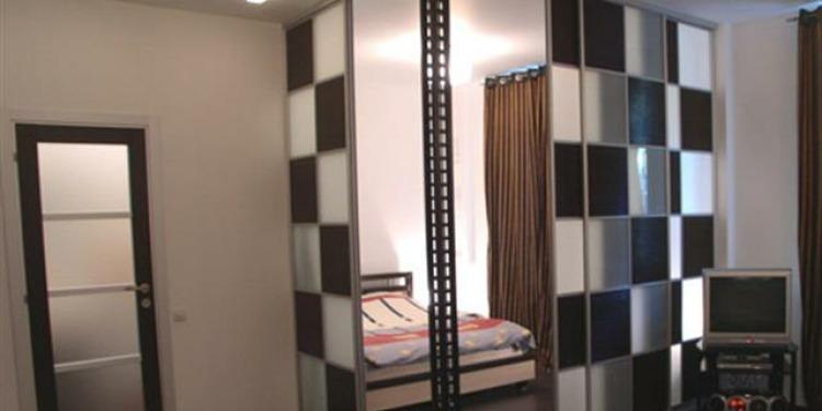 1-ložnicové Apartmá Kiev Shevchenkivs'kyi district s kuchyní pro 3 osoby
