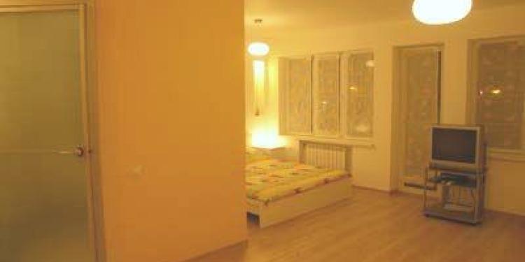 1-ložnicové Apartmá Kiev Shevchenkivs'kyi district with-balcony a s kuchyní
