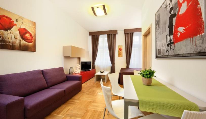 Salvator Superior Apartments Praha - 1-bedroom apartment Superior