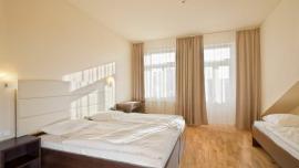 Hotel Trevi Praha - Triple room